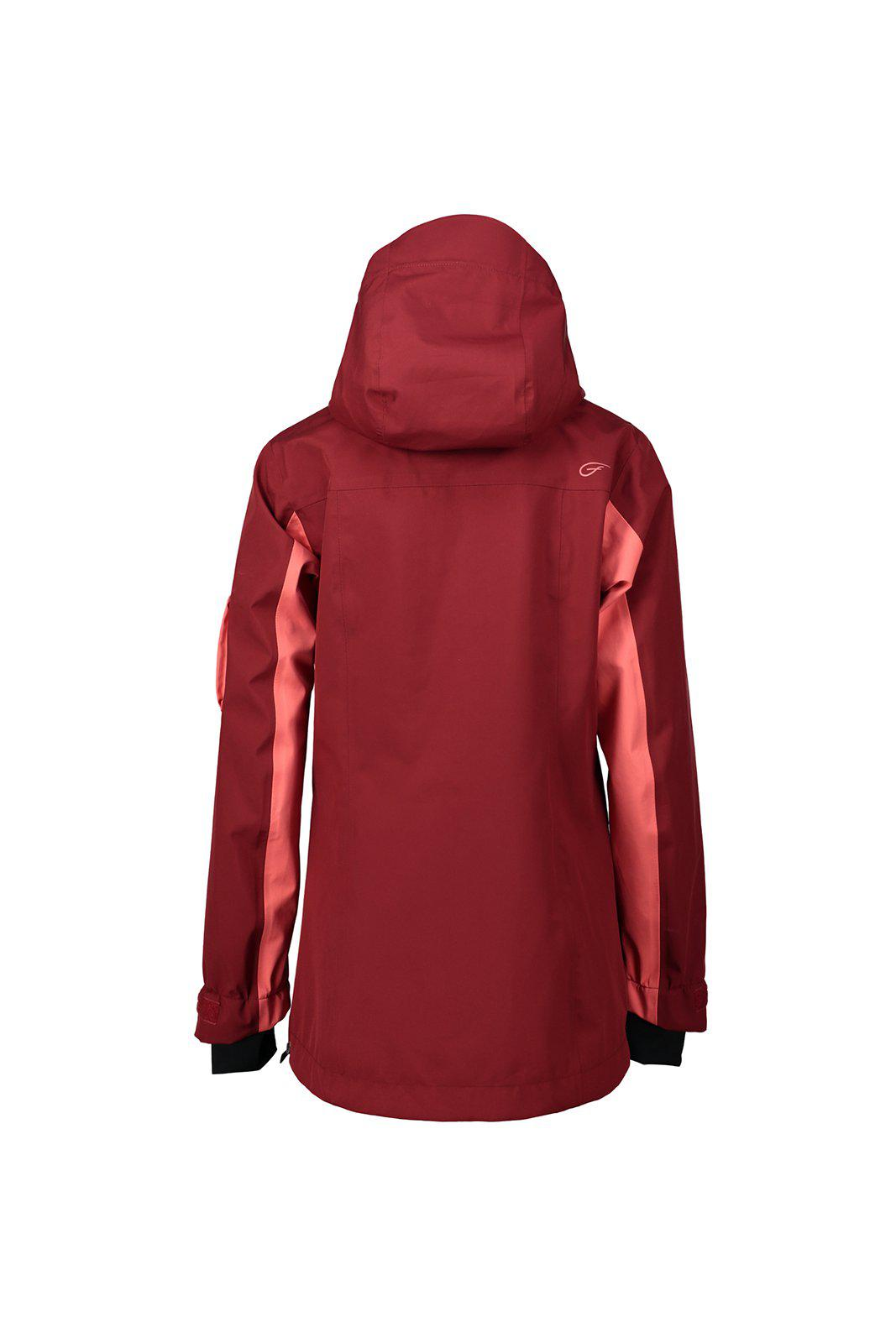 EVIKE JKT W DRY RED Five Seasons